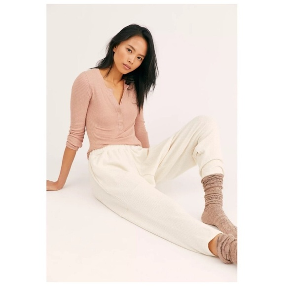 Free People Pants - New Free People Look Sharp Joggers